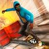 天天滑板少年 - 梦幻中国3d极限跑酷3d