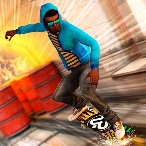 Skate Riders | True & Pure Xtreme Board Sport iOS App