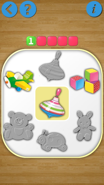 The shadow puzzles Toys. Educational games screenshot-3