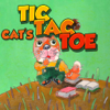 Furkan Sonmez - Cat Kids Tic Tac Toe artwork