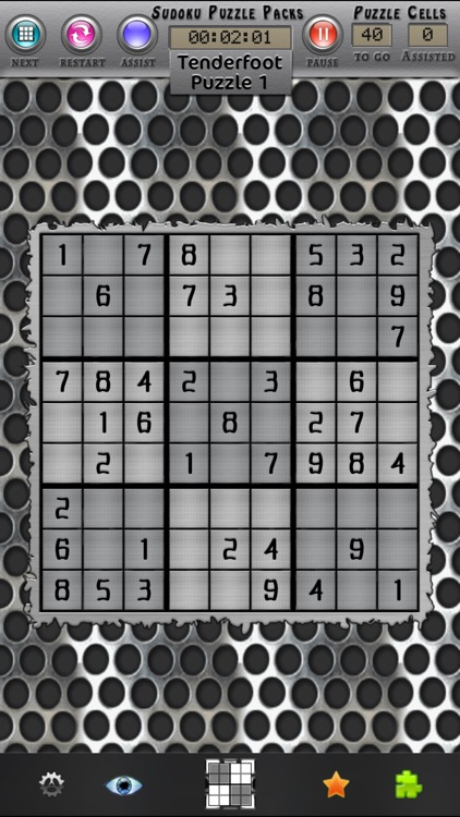 Sudoku Puzzle Packs screenshot-3