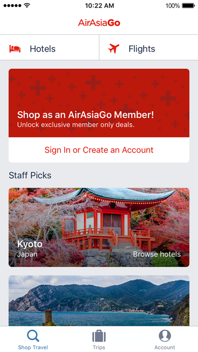 AirAsiaGo for Windows
