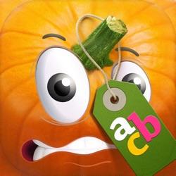 Moona 儿童看图识字 - 最佳蔬菜水果拼图ABC字谜幼儿早教应用