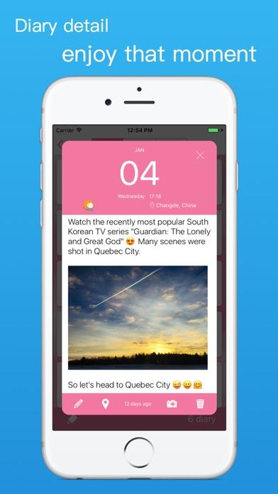 My Diary - My Memory screenshot1