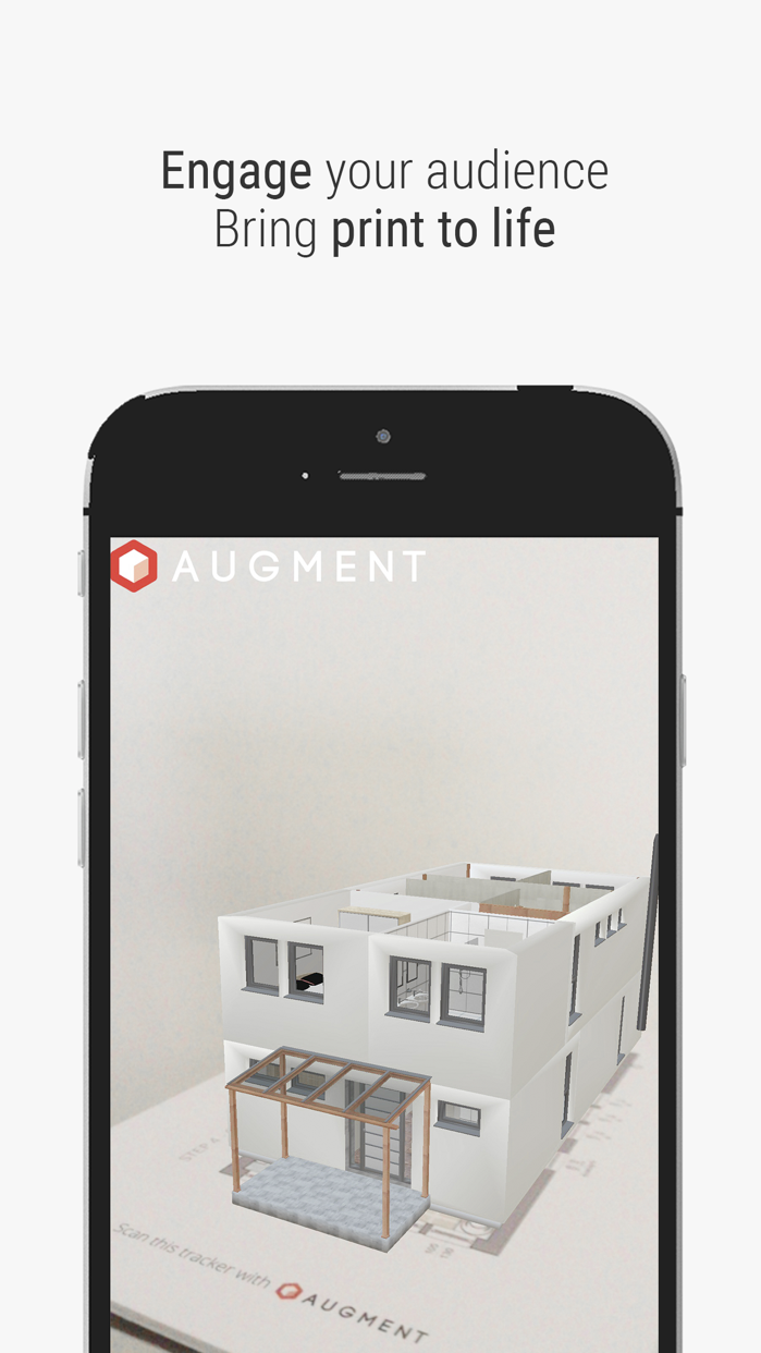Augment - 3D Augmented Reality Screenshot