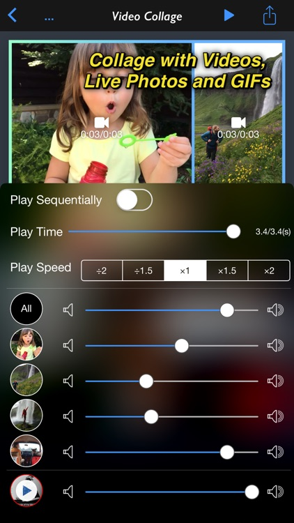 PolyFrame - All In One Collage Maker screenshot-3