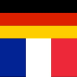 Offline German French Dictionary with Voice