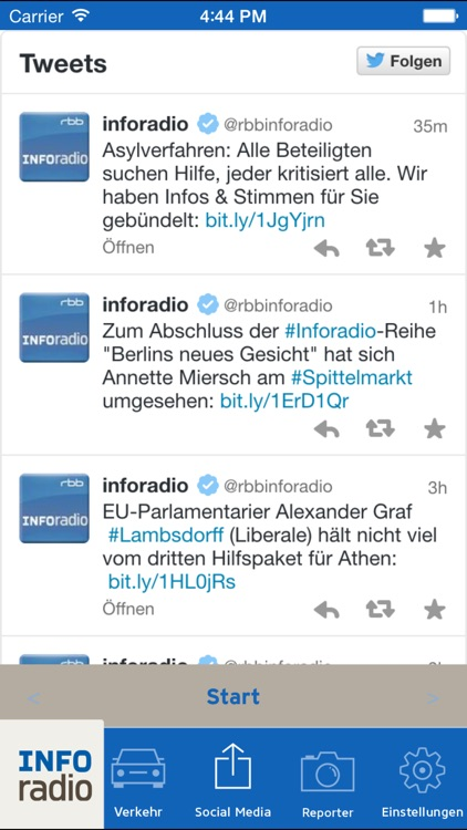 Inforadio screenshot-3