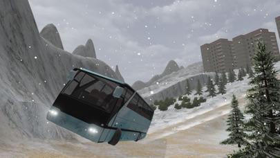 オフロード雪バス ドライバー 2017: 観光バスの運転のスクリーンショット2