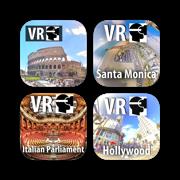 VR Rome Santa Monica Paris Hollywood Las Vegas Virtual Reality