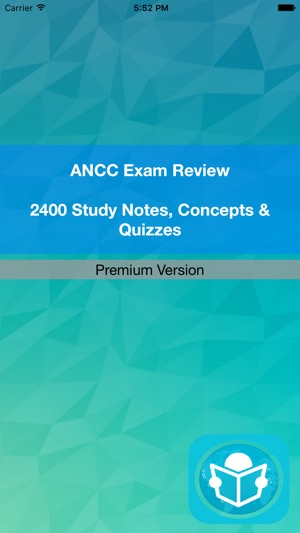 ANCC Exam Review & Study Guide 2017- Terms & Q&A on the App Store