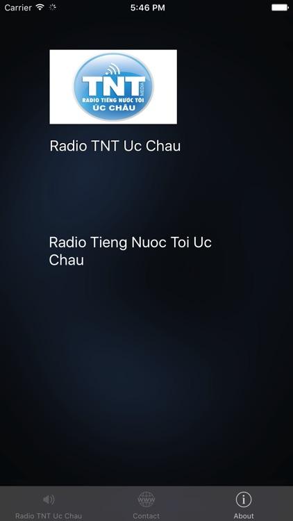 Radio TNT Uc Chau screenshot-3