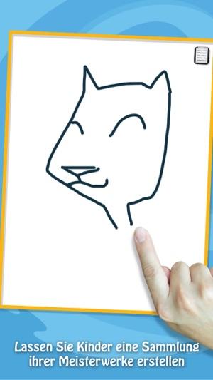 Malen & Spielen: Katzen, Kinder Färbung Buch im App Store