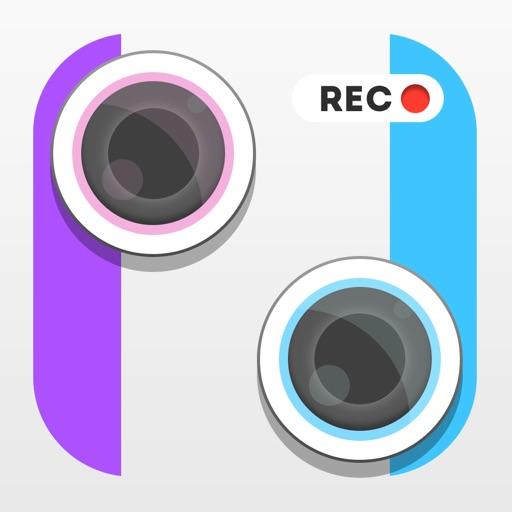 Split Lens 2+Clone Photo Video Maker& Layout Edit
