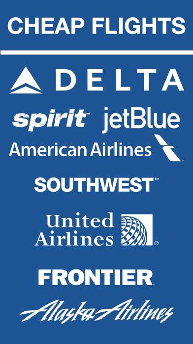 D-Flights - Airfare for Delta & Airline Tickets screenshot one