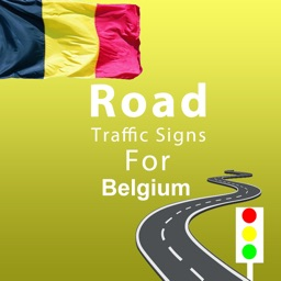 Belgium Road Traffic Signs
