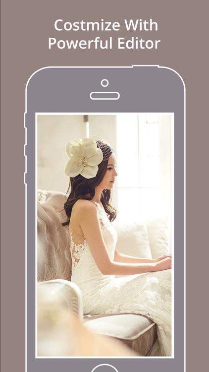 Wedding Dress Design Catalogs screenshot-3