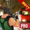 Gangster Train Shooting 2017 - PRO