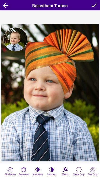 Rajasthani Turbans Photo Booth