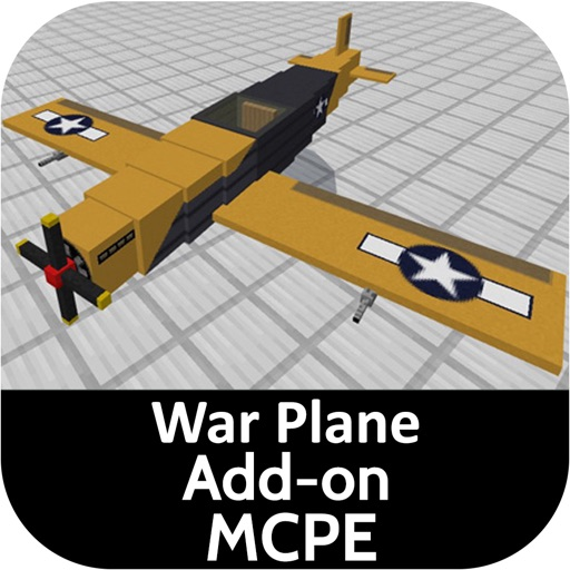 War Plane AddOn for Minecraft PE