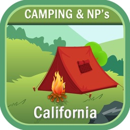 California Camping & Hiking Trails,State Parks