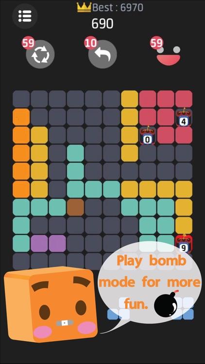 Fit Row - Cube Puzzle Color zumiez screenshot-3