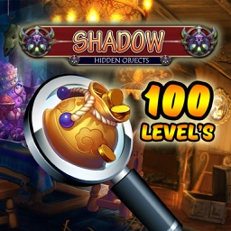 Shadow Secret Hidden Object Games 100 Levels