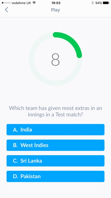 Cricket quiz and win prizes