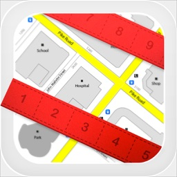Planimeter pro - Measure area and distance on map