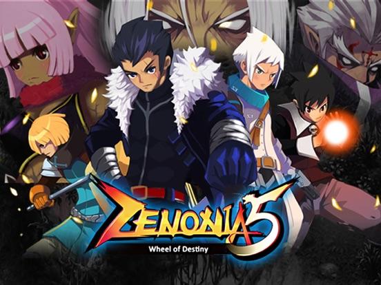 ZENONIA® 5 screenshot