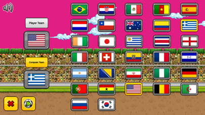 Ultimate Football Match screenshot two
