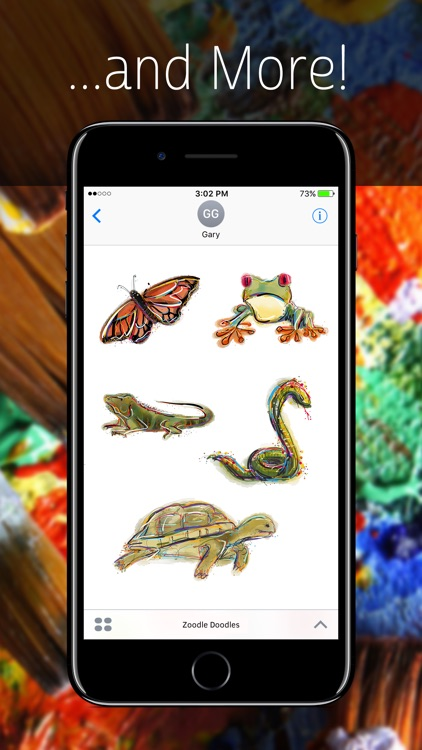Zoodle Doodles screenshot-3