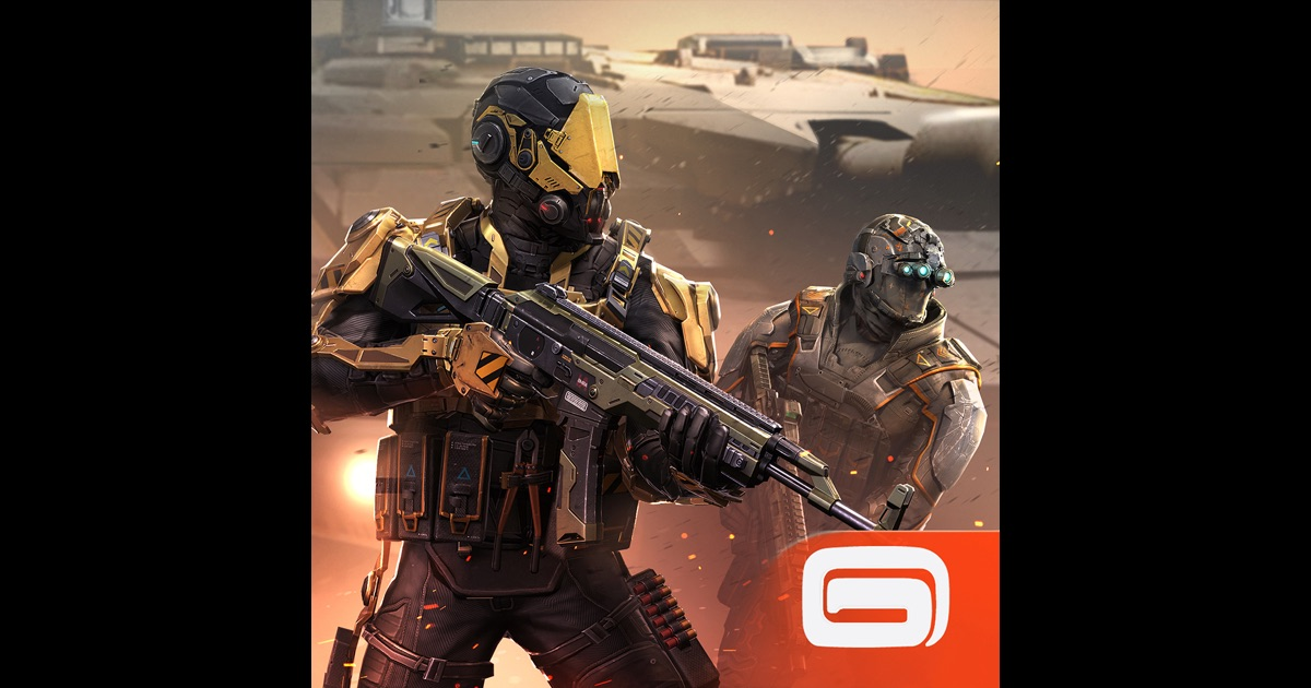 modern combat 5 the multiplayer esports shooter on the app store