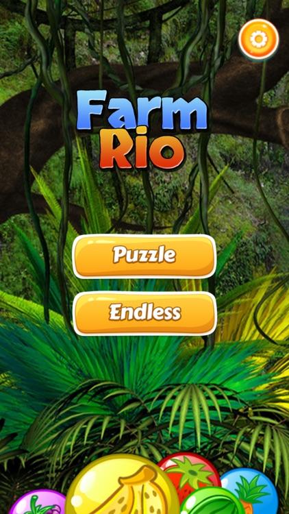 Farm Rio - Bubble Shooter screenshot-4