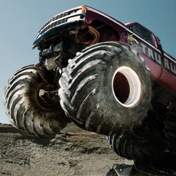 Extreme Crazy RC Monster Truck