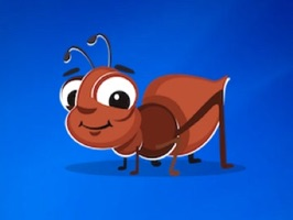Awaken your iMessages for funny emotion with this exclusive Ant Stickers pack