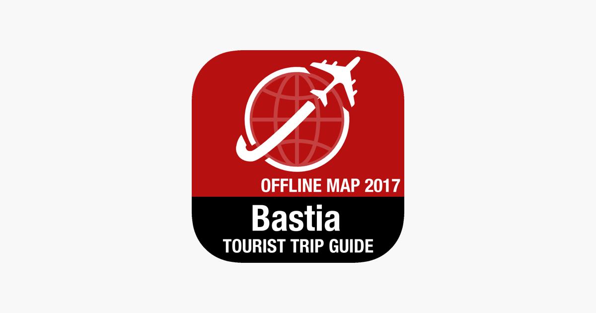 Bastia Tourist Guide + Offline Map on the App Store