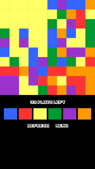 One Color Game screenshot two