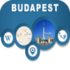 Budapest Hungary Offline Map Navigation GUIDE