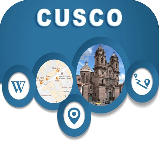 Cusco Peru Offline City Maps Navigation