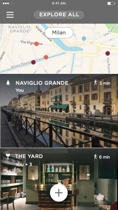 Marker - Your remarkable places screenshot one