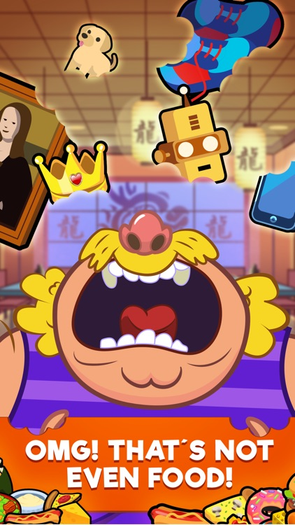 Feed The Fat - All You Can Eat Buffet Clicker Game screenshot-3