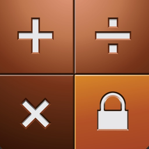 Secret Calculator Photo Vault iOS App