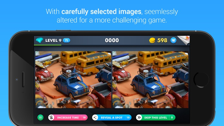 Find The Differences - Spot the Differences Game