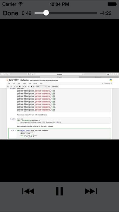 Learning iPython screenshot 4