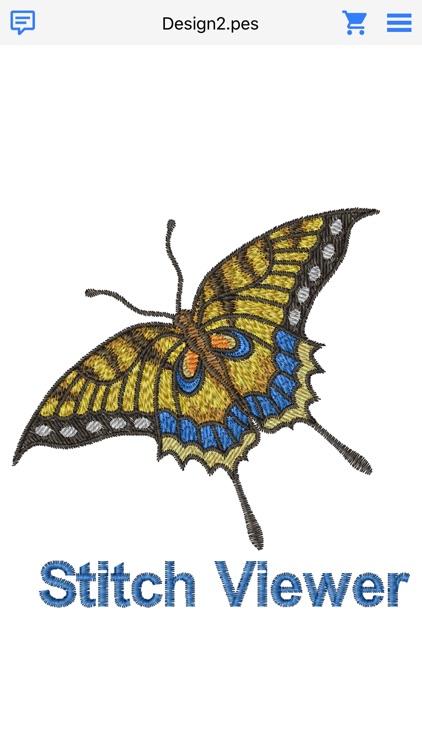 Stitch Viewer Pro