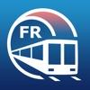 巴黎地铁导游