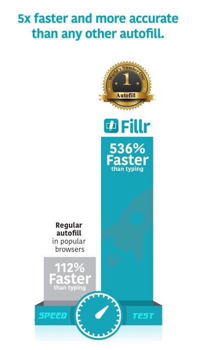 Fillr – Autofill for mobile for Windows