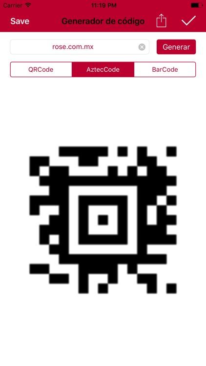 Aztec Code screenshot-4
