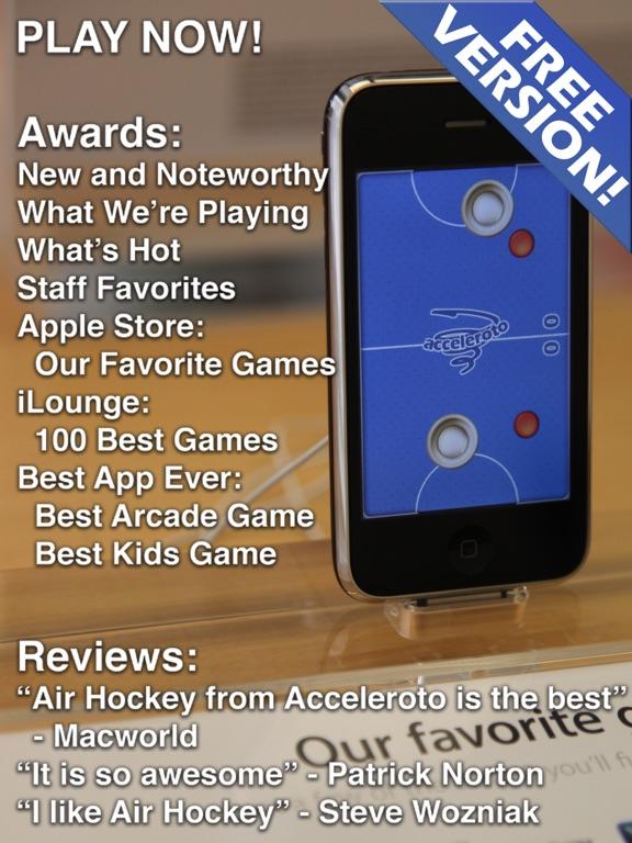 Воздушный Хоккей Золотая Скриншоты8